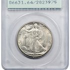 Coin Giveaway # 251 1947 D 50C Walking Liberty Half Dollar PCGS CAC Approved Rattler 11/11/18 {US}