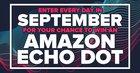 Win the smart speaker echo giveaway (09/30/2018) {??}