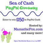 Enter to win $150 PayPal Cash 7/31 {WW}