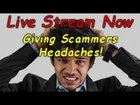 Funny Scammer Pranks Live! | August 25 2020