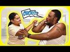 Wax prank on husband while he sleeps !! 😂😹