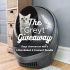 Win a Litter-Robot 3 Connect Bundle 11/26 {??}