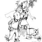 Win Comic Original Art from Atomik Pop! $250 Value! (7/22/2018) {??}