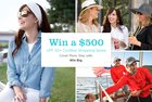 Win a $500 Coolibar shopping spree on coolibar.com! (11/30/2018) {US}