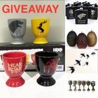 Game of Thrones Home Decor Giveaway {WW} (09/30/2019)