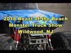2018 Beast of the Beach Monster Truck Saturday Night Show