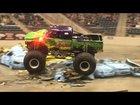 Tailgator Monster Truck Freestyle - Monster Nationals - Corbin, KY / 2-16-19
