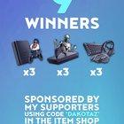 PS4 , XB1 + Gaming gear - 9 Winners - {??}
