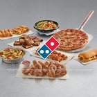 Chance to earn free dominos pizza for a year and other gift card prizes