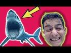 SHARK BITE PRANK (it worked)