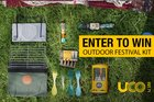 Win an outdoor festival kit {??} (07/14/2017)