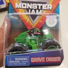 Found Grave Digger training truck