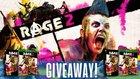 Rage 2 Mega Giveaway 5/23/2019 {WW}
