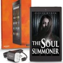 Win a Kindle Fire HD 8 from #urbanfantasy Author Elicia Hyder