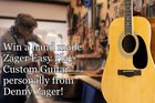 Enter to Win an exclusive Zager Easy Play Custom Guitar and a deluxe accessories package! {WW} some exceptions (10/17/2018)