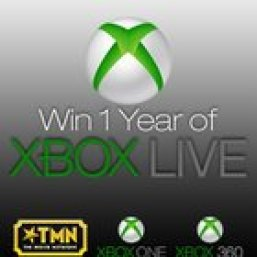 Win one year of Xbox Live!