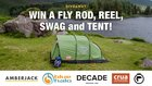 Win $2,500 of fishing and outdoor gear {US CA UK} (06/19/2017)