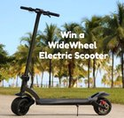 Win a WideWheel Electric Scooter A $949 VALUE {US} (11/1/2018)