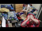 Pranking little brother,Im going to the military he CRIED!!!!!