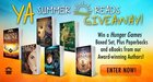 Seven Winners! Signed Young Adult Scifi/Fantasy book collection! {US} {CA} (06/25/2017)