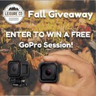 Win a GoPro Session Camera! (10/25/2017) {??}