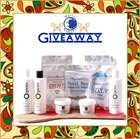 Enter to win a Deluxe Pamper Stocking!