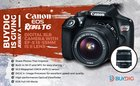 ENDS TODAY: Win a Canon EOS Rebel DSLR Camera {US}(11/16/18)
