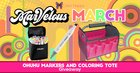 Ohuhu Markers & Coloring Tote Giveaway (03/31/2018) {WW} winners outside US will get $50 gift card