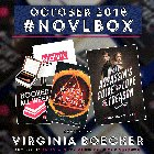 Enter to win THE OCTOBER NOVLBOX curated by Virginia Boecker! {US} (10/31/18)