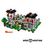 Apex Hosting February Giveaway Fortress Lego Set (02/28/2018)(??)