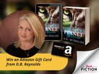 Enter to win a $15 Amazon Gift Card from author DB Reynolds. (12/31/2019) {WW}