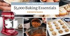 America's Test Kitchen $5,000 Baking Essentials Sweepstakes 10/2 {US}