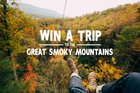 Win A Trip for Four to The Smoky Mountains! Includes travel expenses, four nights in a two-bedroom cabin, cash for meals, tickets to local attractions & MORE! {US CA} (09/29)