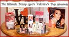 The Ultimate Beauty Lover's Valentine's Day Giveaway 2/29/16