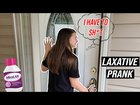 Pranking my Girlfriend with Laxatives, Check it out!