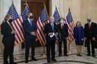 Just 27 congressional Republicans acknowledge Biden's win, Washington Post survey finds