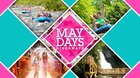 May Days Giveaways. win a night of glamping (05/31/17) {US}
