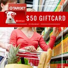 $50 Target Gift Card Giveaway! Ends 7/31 {WW}