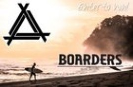Win a surf trip to Costa Rica from Boarders Mag! (9/9/15)