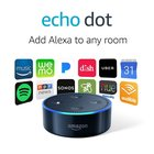 Echo Dot (2nd Generation) - Smart speaker with Alexa - Black (10/20) {??}