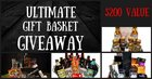 Win a Customized BroBasket (RV $200) {US} (05/31/2017)