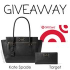 Win a $200 Target Gift Card and Kate Spade Bags {WW} (11/15/2017)