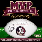 Win a Bobby Bowden signed FSU football! (06/16/2017) {US}