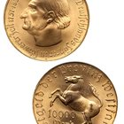 Coin Giveaway # 253 1923 Westphalia Germany Notgeld 10K Mark Bronze Coin NGC MS 64 VALUE: $70 11/25/18 {US}