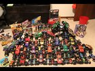 My Monster Jam Collection