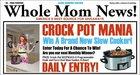 Win a Crockpot! Ends 2/1 {WW}