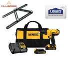 The Ultimate DIY Home Improvement Starter Kit Includes a Dewalt 20V MAX Cordless Compact Drill Driver [$219]{us} ends 9/23