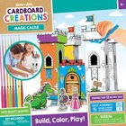 Enter to win Works of Ahhh Cardboard Creations Kits from Mom's Choice Awards. Valued at $16. (04/10/2020) {US}