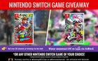 Win any Nintendo Switch game of your choice {??} (10/26/2017)