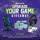 Upgrade Your Game Giveaway - Win a DXRacer Gaming Chair, Logitech G633 Artemis Spectrum Gaming Headset and more!! {??} (07/10/2018)
